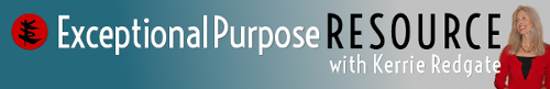 Exceptional Purpose Resource banner